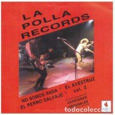 CDs de Música: LA POLLA RECORDS - VOLUMEN 2. Lote 153179070