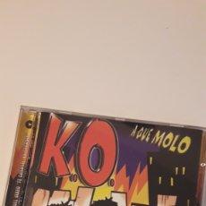 CDs de Música: K.O. A QUÉ MOLO. Lote 153231656