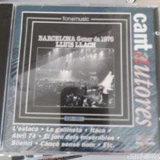 CDs de Música: CD LLUIS LLACH. Lote 153238585