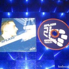 CDs de Música: SPLASS ( OROVIEJO - VOL. 3 ) - CD - MEZCLADO EN DIRECTO POR DJ NANO EN LA FIESTA ORO VIEJO 02.11.02. Lote 153251706