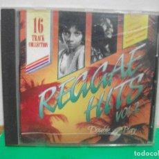 CDs de Música: REGGAE HITS VOL 2 16 TRACK VARIOS CD ALBUM PEPETO. Lote 153260506