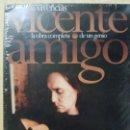 CDs de Música: VICENTE AMIGO- VIVENCIAS, LA OBRA COMPLETA DE UN GENIO (6CDS+1DVD). Lote 165680545