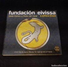 CDs de Música: CD FUNDACIÓN EIVISSA DAVID FERREROY PEDRO DEL MORAL 2 CD + 1 DVD. Lote 153333530