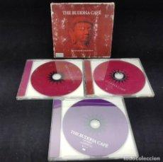 CDs de Música: CD THE BUDDHA CAFÉ 3 CD. Lote 153334254