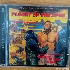 CDs de Música: PLANET OF THE APES.ORIGINAL MOTION PICTURE SOUNDTRACK.. Lote 153350105