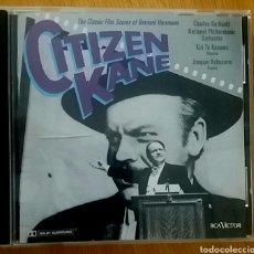 CDs de Música: CITIZEN KANE. BSO. RCA VICTOR. Lote 153351834