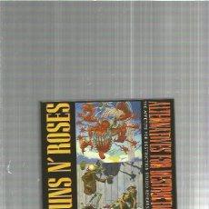 CDs de Música: GUNS ROSES ALTERNATIVES. Lote 153372910