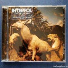CDs de Música: CD INTERPOL - OUR LOVE TO ADMIRE 2007. Lote 153384454