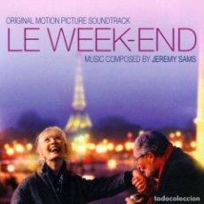 CDs de Música: LE WEEK-END / JEREMY SAMS CD BSO. Lote 153413238