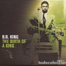 CDs de Música: CD B B KING THE BIRTH OF A KING SAGA BLUES 10. Lote 153437342