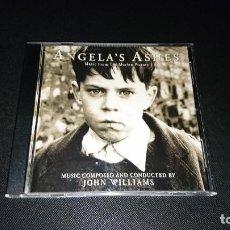 CDs de Música: BSO ANGELA'S ASHES - JOHN WILLIAMS CD. Lote 153448554