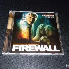 CDs de Música: BSO FIREWALL - ALEXANDRE DESPLAT CD (PRECINTADO). Lote 153471114