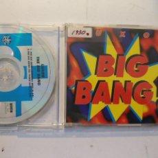 CDs de Música: CD SINGLE PROMOCIONAL - BIG BANG LUXOR THE BIG BANG . 2 TEMAS. Lote 153484954