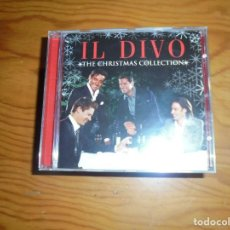 CD de Música: IL DIVO. THE CHRISTMAS COLLECTION. SYCO MUSIC, 2005. CD . IMPECABLE (#). Lote 153486538