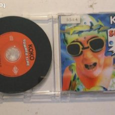 CDs de Música: CD SINGLE PROMOCIONAL - KOKO SUMMER TIME , 2 TEMAS. Lote 153491494