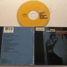 CDs de Música: CD SINGLE PROMOCIONAL - MIKEL ERENTXUN . Lote 153494514