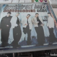 CDs de Música: BACKSTREET BOYS. Lote 153536134