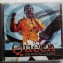 CDs de Música: QUEEN. CROWNING GLORY. CD KISS THE STONE KTS071. ITALY 1992. RECORDED LIVE IN EUROPE 1986 UNOFFICIAL. Lote 153545346