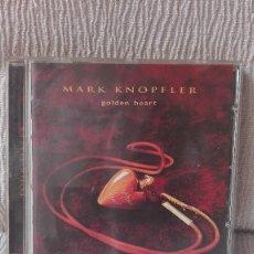 CDs de Música: MARK KNOPFLER GOLDEN HEART. Lote 153567838