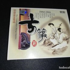 CDs de Música: ZITHER CHINA, THE CHINESE PLAYS ZHENG CLASSICS, 3 CDS. Lote 153577278