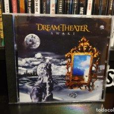CDs de Música: DREAM THEATER - AWAKE. Lote 153584234