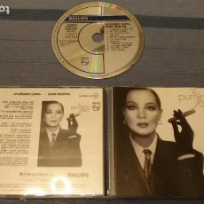 CDs de Música: CD-SARA ALBUM MONTIEL PURISIMO SARA 1988 -10 TEMAS PHILIPS-BUEN ESTADO. ZARA . Lote 153600670