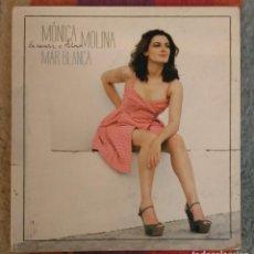 CDs de Música: MONICA MOLINA (MAR BLANCA - EN MEMORIA DE ANTONIO MOLINA) CD 2012. Lote 153601834