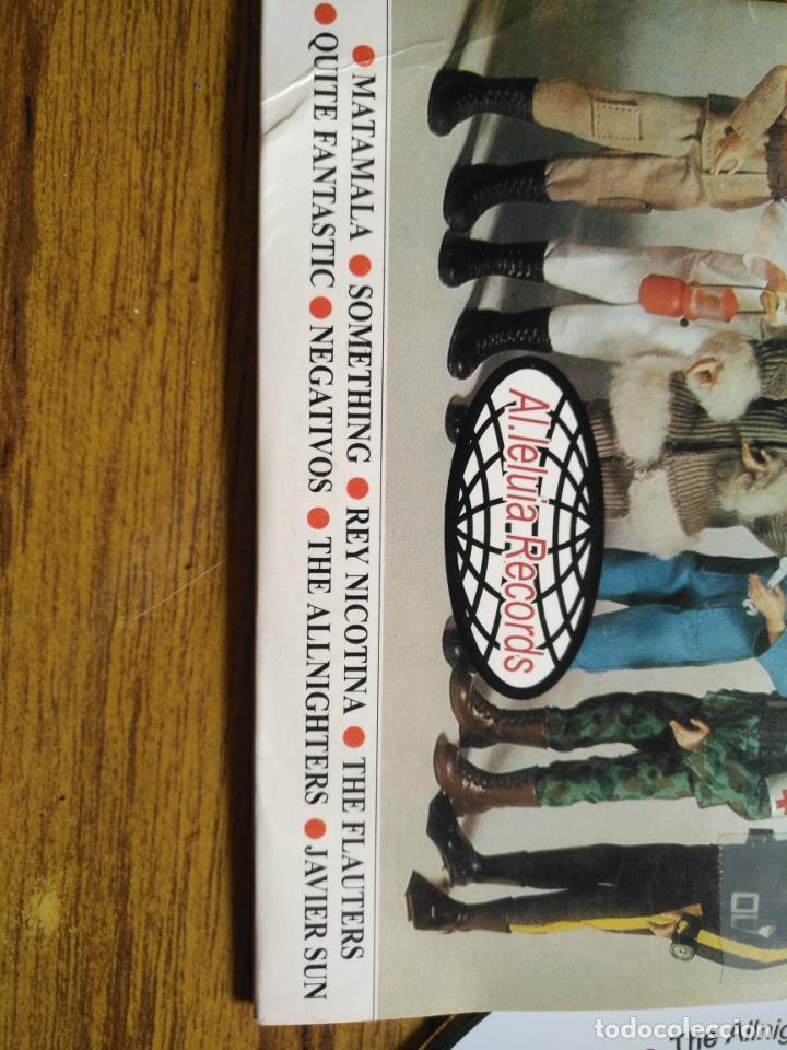 CDs de Música: CD PROMOCIONAL PORTADA Y TRASERA MADELMAN - RARO AL-LELUIA RECORDS - Foto 3 - 153644298