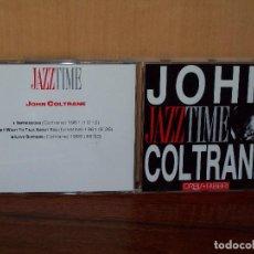 CDs de Música: JOHN COLTRANE - JAZZ TIME - CD. Lote 153653118