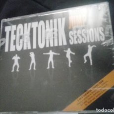 CDs de Música: TECKTONIK JUMP SESSIONS 2CD NUEVO SELLADO. Lote 194509785