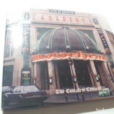 CDs de Música: DOBLE CD ORIGINAL DE MOTORHEAD LIVE AT BRIXTON ACADEMY. Lote 153662466
