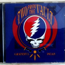 CDs de Música: GRATEFUL DEAD - TWO FROM THE VAULT - 2 X CD USA - GRATEFUL DEAD RECORDS - GDCD40162. Lote 153684234
