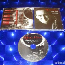 CDs de Música: CHRISTIAN FORSHAW ( REFLECTIONS OF FRANCE ) - CD - ING1002 - INTEGRA RECORDS - SAXOPHONE - PIANO. Lote 153699574