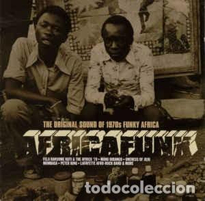 VARIOUS - AFRICAFUNK: THE ORIGINAL SOUND OF 1970S FUNKY AFRICA (CD, COMP) LABEL:HARMLESS CAT#: HURT (Música - CD's Jazz, Blues, Soul y Gospel)