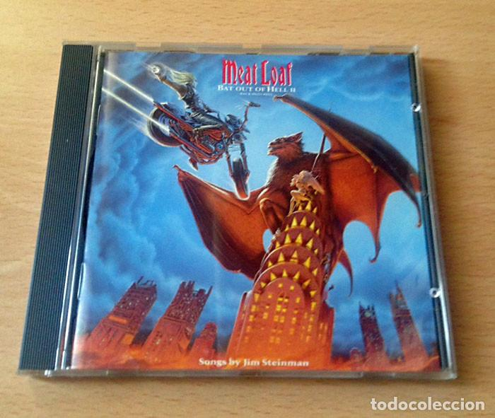 CD - MEAT LOAF - BACK OUT OF HELL II (Música - CD's Heavy Metal)