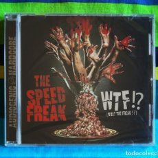 CDs de Música: THE SPEED FREAK - WTF!? (WHAT THE FREAK !?) CD NUEVO Y PRECINTADO - GABBER HARDCORE. Lote 153740930