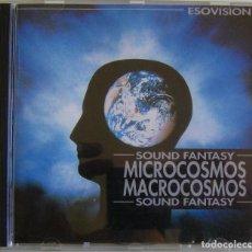 CDs de Música: RYSZARD SZEREMETA-MICROCOSMOS MACROCOSMOS, ESOVISION-EV-177, PALM'S JACKPOT-39177-2. Lote 153766198
