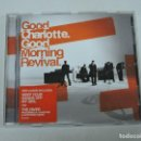 CDs de Música: GOOD CHARLOTTE - GOOD MORNING REVIVAL CD. Lote 153793542
