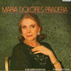 CDs de Música: MARÍA DOLORES PRADERA - AMARRADITOS - CD ALBUM - 12 TRACKS - BMG / ARIOLA 1991. Lote 153802802