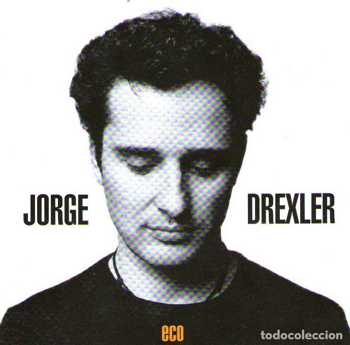 JORGE DREXLER - ECO - CD ALBUM - 11 TRACKS - DRO EAST WEST 2004 (Música - CD's Latina)