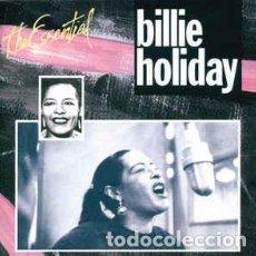 CDs de Música: BILLIE HOLIDAY - THE ESSENTIAL (CD, COMP) LABEL:CBS CAT#: 467149 2 . Lote 153850786