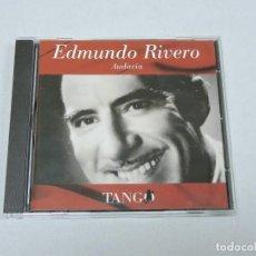 CDs de Música: EDMUNDO RIVERO - AUDACIA CD. Lote 153922470