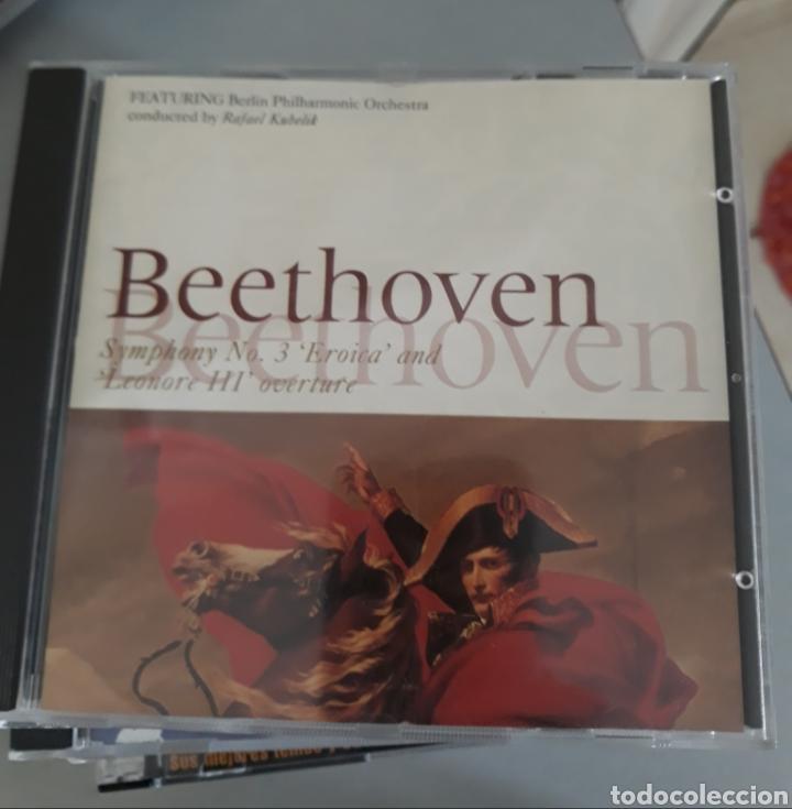 CD. DE BEETHOVEN (Música - CD's Clásica, Ópera, Zarzuela y Marchas)