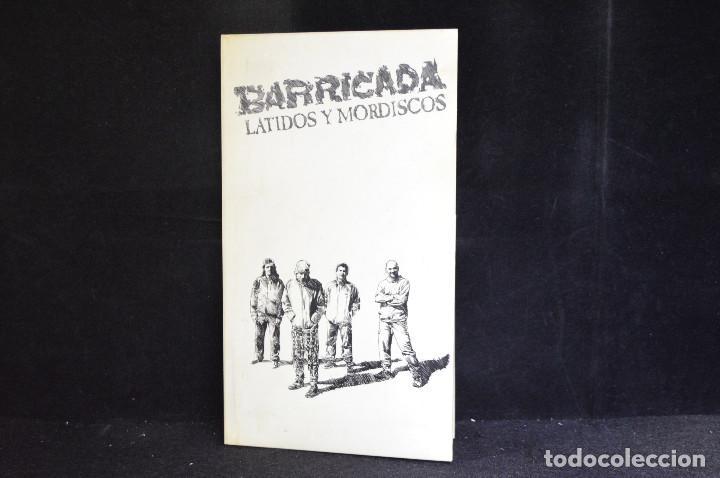 BARRICADA - LATIDOS Y MORDISCOS - 2 CD + 2 DVD (Música - CD's Rock)