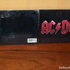 CDs de Música: AC/DC - BLAC ICE - CD DIGIPACK NUEVO PRECINTADO CON LETRAS EN COLOR ROJO. Lote 205713085