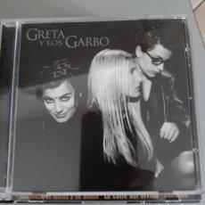 CDs de Música: CD. GRETA Y LOS GARBO. Lote 153939093