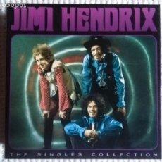 CDs de Música: JIMI HENDRIX - '' THE SINGLES COLLECTION '' 10 CD + BOOKLET BOX SET EU 2003. Lote 153943498