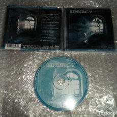 CDs de Música: SINERGY - SUICIDE BY MY SIDE CHILDREN OF BODOM CD . Lote 153951126