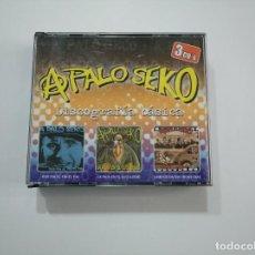 CDs de Música: A PALO SEKO. DISCOGRAFIA BASICA. TRIPLE CD. TDKV26. Lote 153953098