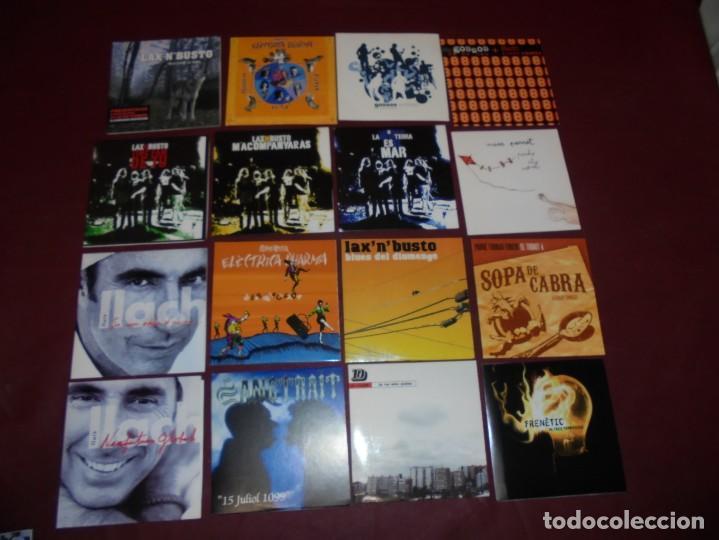 MAGNIFCOS 63 CDS SINGLES DE ROCK CATALA (Música - CD's Rock)
